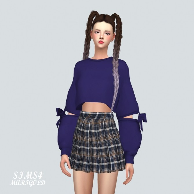 Ribbon Sweatshirt at Marigold image 1322 670x670 Sims 4 Updates