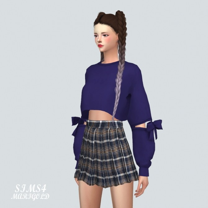 Ribbon Sweatshirt at Marigold image 1332 670x670 Sims 4 Updates