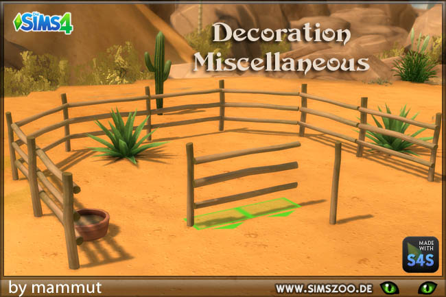 Sims 4 fence downloads » Sims 4 Updates