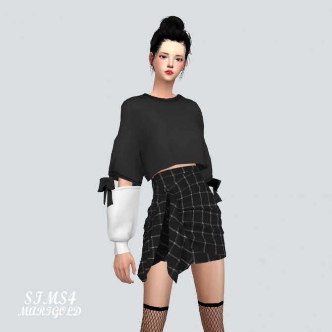 Ribbon Sweatshirt at Marigold image 1342 670x670 Sims 4 Updates