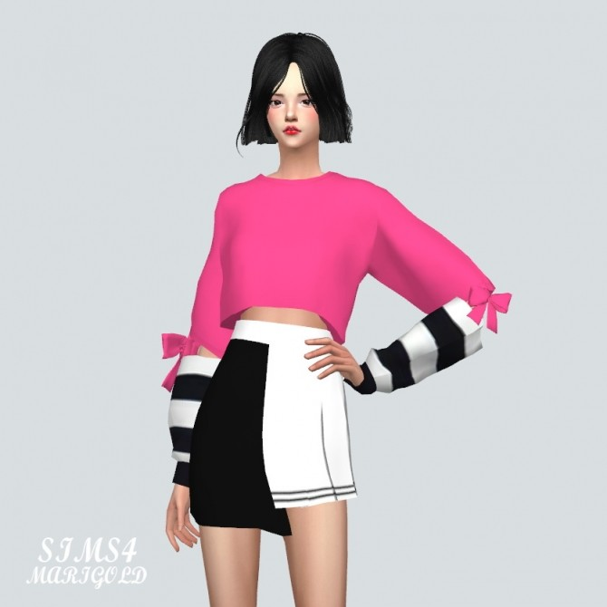 Ribbon Sweatshirt at Marigold image 1352 670x670 Sims 4 Updates