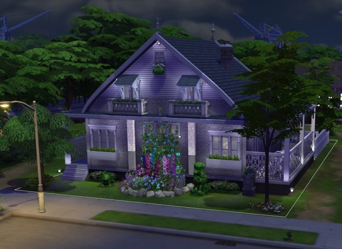 Family Home NoCC by OxanaKSims at Mod The Sims image 1354 670x488 Sims 4 Updates