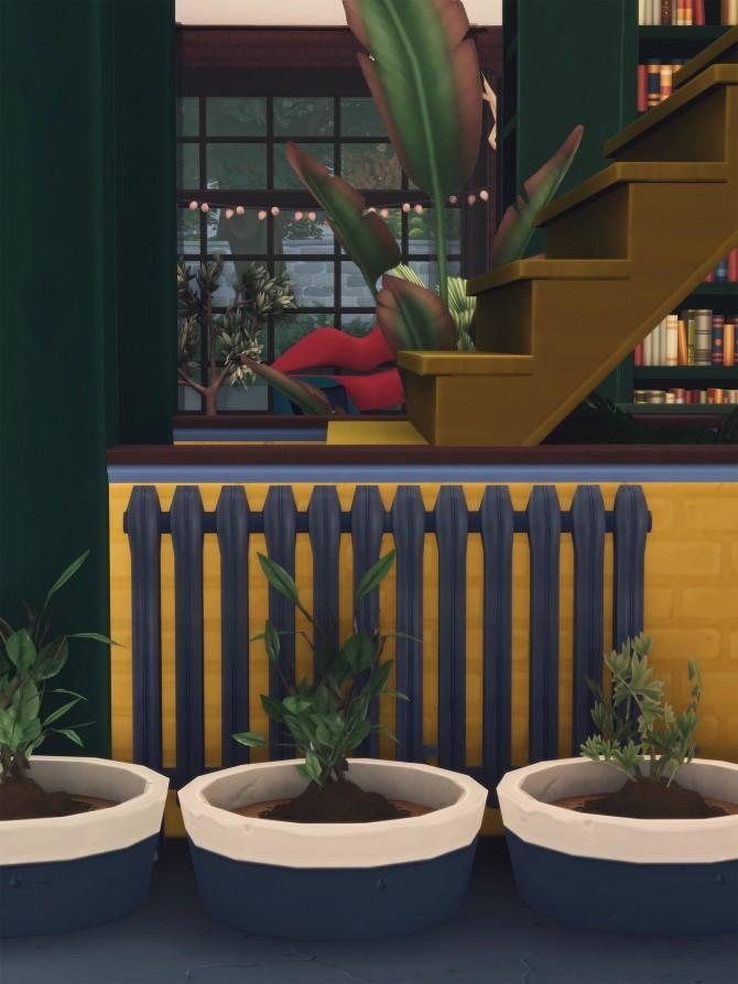 Sims 4 MODERN IRON RADIATOR at Picture Amoebae
