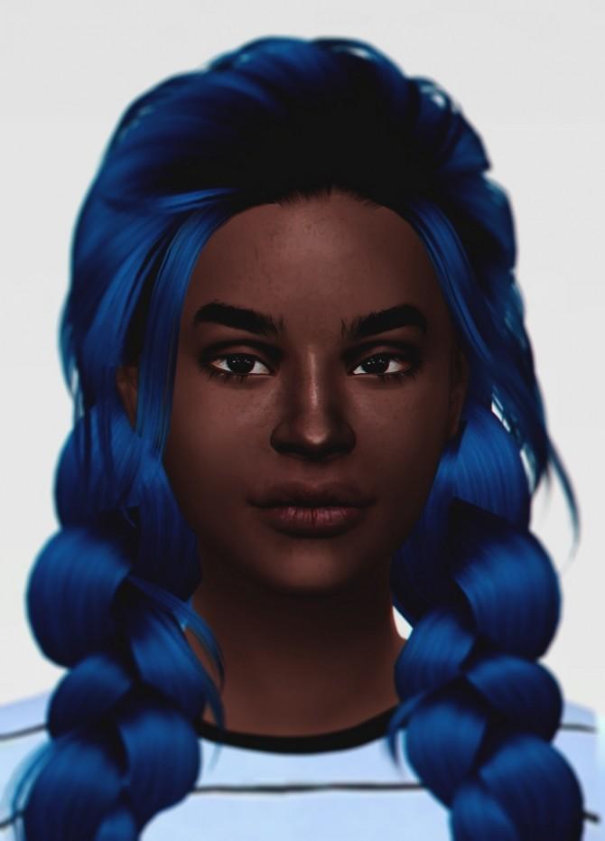 Eyelids, Eye bruise, Nasal Mask + Lipstick at Magic bot image 1371 670x931 Sims 4 Updates