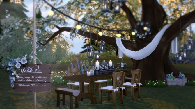 Rustic Romance fan made stuff pack at The Plumbob Tea Society image 1387 670x377 Sims 4 Updates