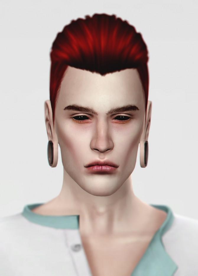 Eyelids, Eye bruise, Nasal Mask + Lipstick at Magic bot image 1391 670x931 Sims 4 Updates