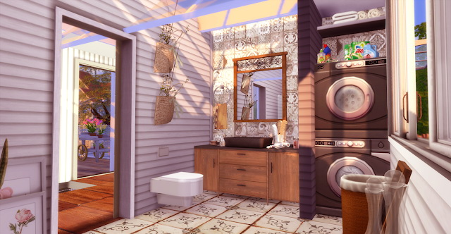 Container Girl Home at Lily Sims image 14451 Sims 4 Updates