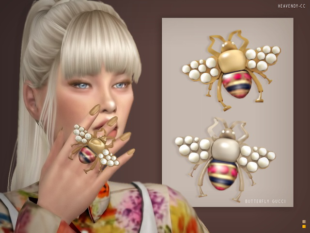 Bee Ring at Heavendy cc image 14671 Sims 4 Updates