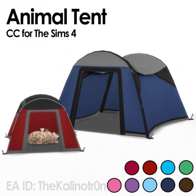 Animal tents at Kalino  sc 1 st  Sims 4 Updates & Animal tents at Kalino » Sims 4 Updates