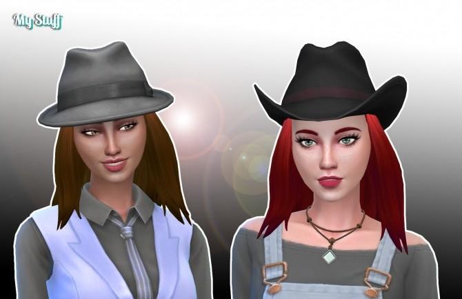 Sims 4 Frances Hair at My Stuff