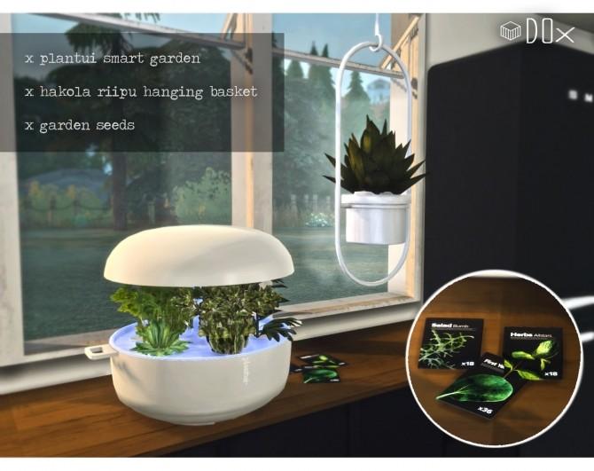 Gardening Goods (free + P) at DOX image 1502 670x531 Sims 4 Updates