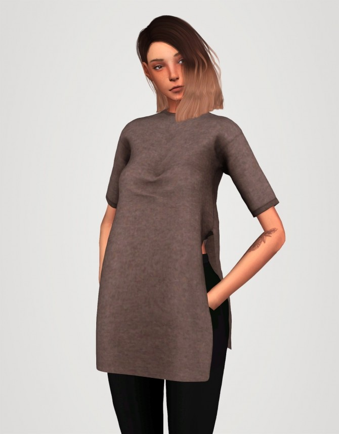 Sims 4 Everyday clothing collection part 1 at Elliesimple