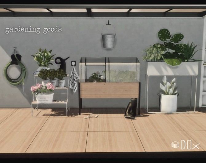 Gardening Goods (free + P) at DOX image 1515 670x530 Sims 4 Updates