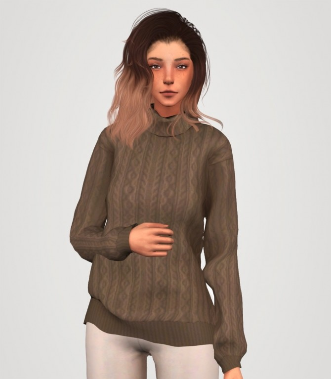 Everyday clothing collection part 1 at Elliesimple image 1527 670x767 Sims 4 Updates