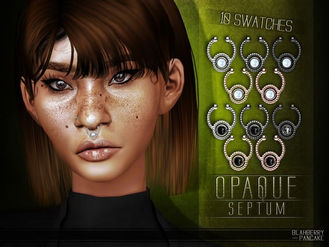 Opaque septum at Blahberry Pancake image 1561 670x503 Sims 4 Updates
