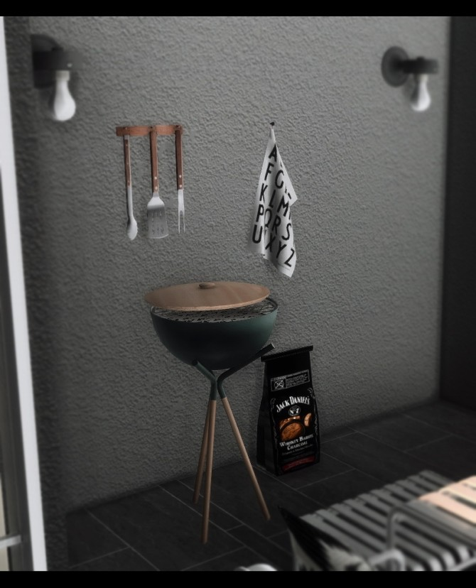 Aksel Outdoor Living at DOX image 1562 670x828 Sims 4 Updates