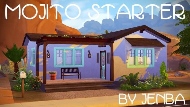 Mojito Starter & Mojave Homestead at Jenba Sims image 1585 670x377 Sims 4 Updates