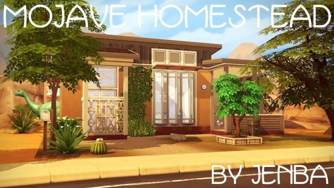 Mojito Starter & Mojave Homestead at Jenba Sims image 1606 670x377 Sims 4 Updates