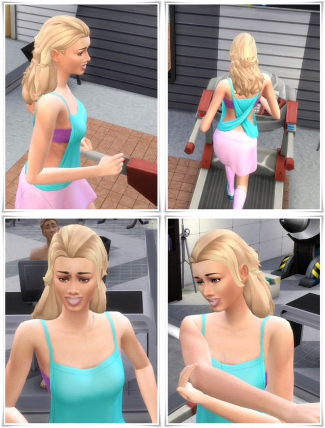 Sofia's Slick Back Hair at Birksches Sims Blog image 1658 670x883 Sims 4 Updates