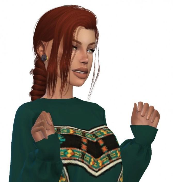 Sims 4 Jeannette at EnchantingEssence