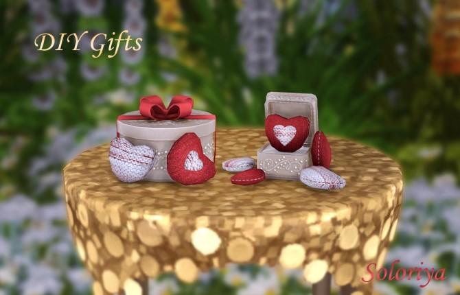 Sims 4 DIY Gifts (P) at Soloriya