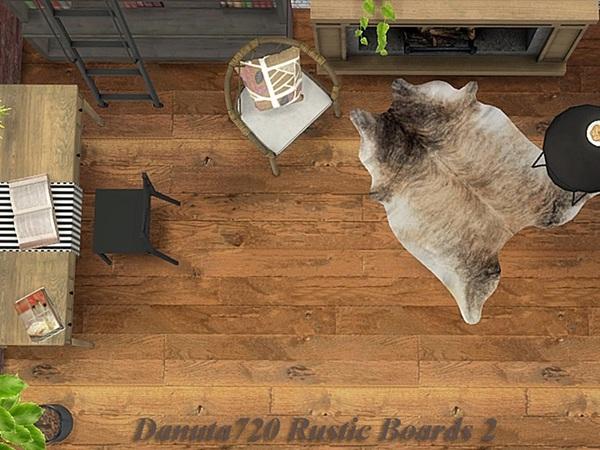 Rustic Boards 2 by Danuta720 at TSR image 1724 Sims 4 Updates