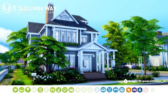 Davenporte Willow Creek Makeover Part 01 at Simsational Designs image 1762 670x377 Sims 4 Updates