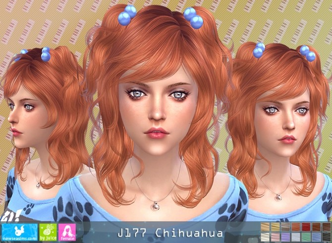 J177 Chihuahua hair (P) at Newsea Sims 4 image 1768 670x491 Sims 4 Updates