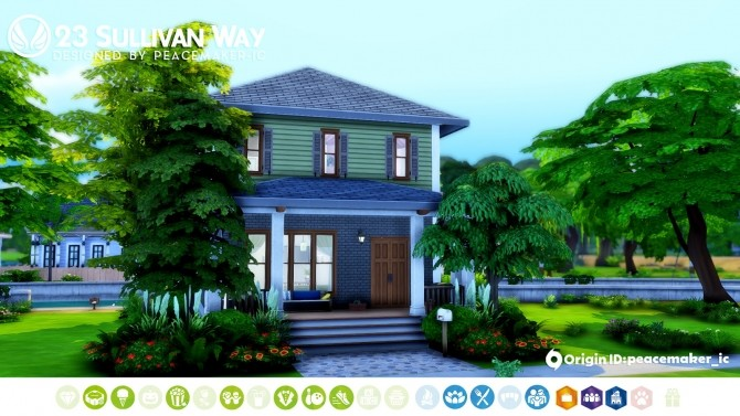 Davenporte Willow Creek Makeover Part 01 at Simsational Designs image 1772 670x377 Sims 4 Updates