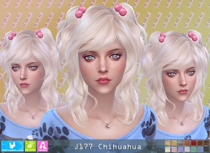J177 Chihuahua hair (P) at Newsea Sims 4 image 1778 670x491 Sims 4 Updates
