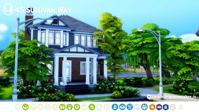 Davenporte Willow Creek Makeover Part 01 at Simsational Designs image 1782 670x377 Sims 4 Updates