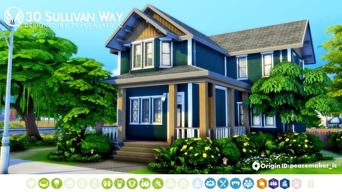 Davenporte willow creek makeover part 01 at simsational for Willow creek designs