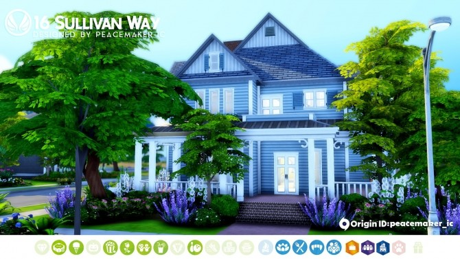 Davenporte Willow Creek Makeover Part 01 at Simsational Designs image 1802 670x377 Sims 4 Updates