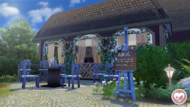 BAB'S BARN RUSTIC ROMANCE STUFF PACK BUILD at The Plumbob Tea Society image 1885 670x377 Sims 4 Updates
