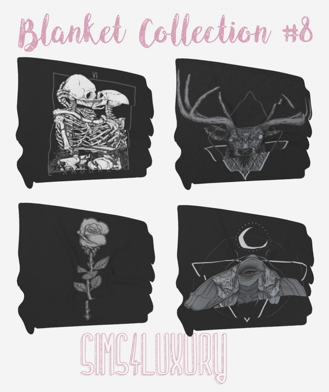 Sims 4 Blanket Collection #8 at Sims4 Luxury