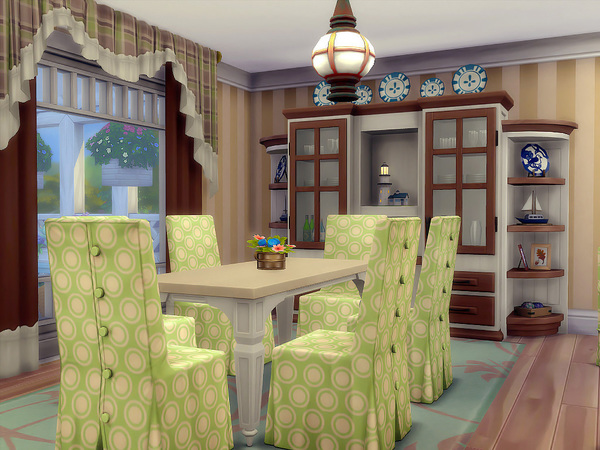 Dogwood Cottage by sharon337 at TSR image 2023 Sims 4 Updates