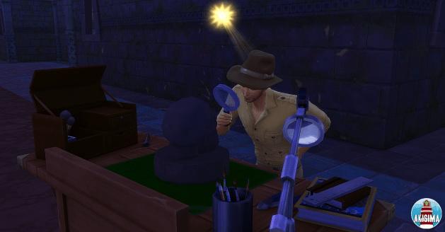 Indiana Jones by Waterwoman at Akisima image 21010 Sims 4 Updates
