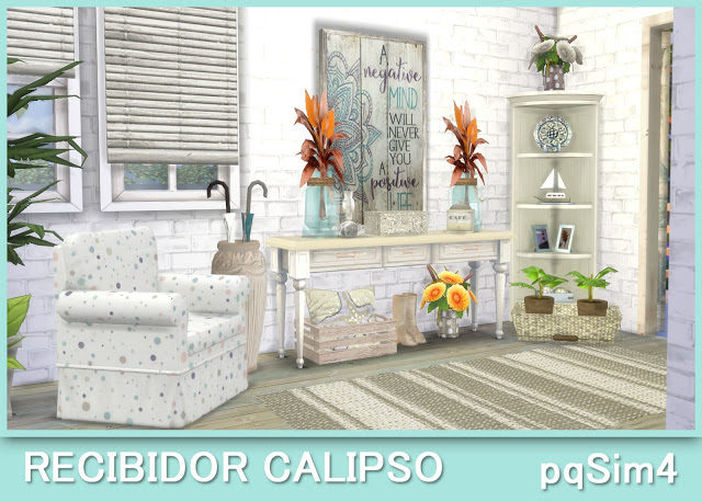 Calipso hallway at pqSims4 image 2135 Sims 4 Updates