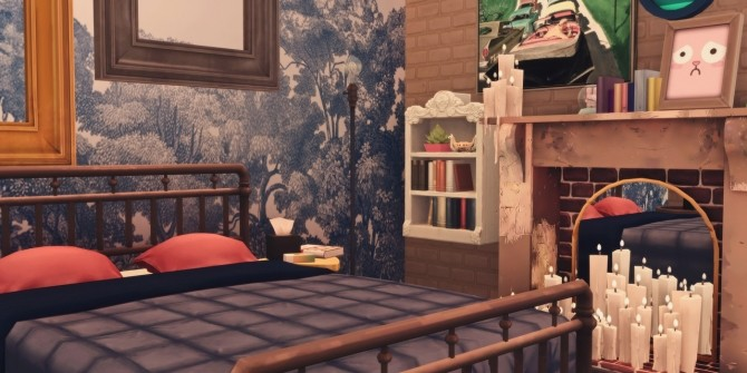 145 CANNERY ROW modern factory living space at Picture Amoebae image 2151 670x335 Sims 4 Updates