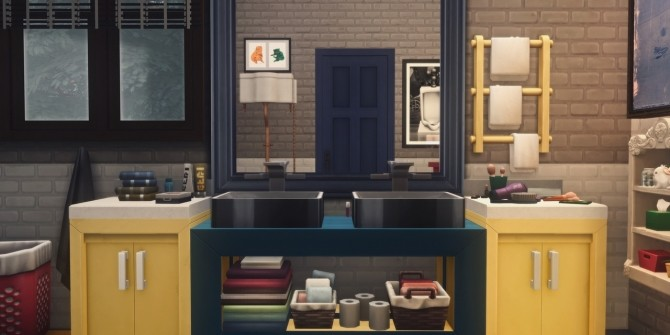 145 CANNERY ROW modern factory living space at Picture Amoebae image 2161 670x335 Sims 4 Updates