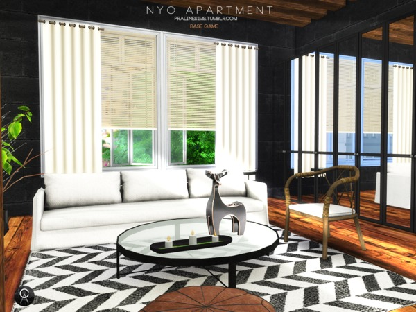 NYC Apartment by Pralinesims at TSR image 23 Sims 4 Updates