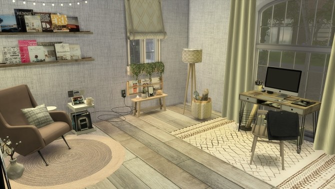 NY Office at PortugueseSimmer image 2314 670x377 Sims 4 Updates