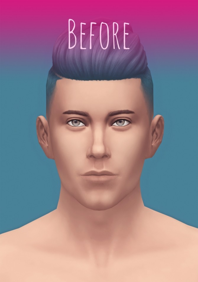 PEGGYs Male SKIN BLEND at Picture Amoebae image 2319 670x953 Sims 4 Updates