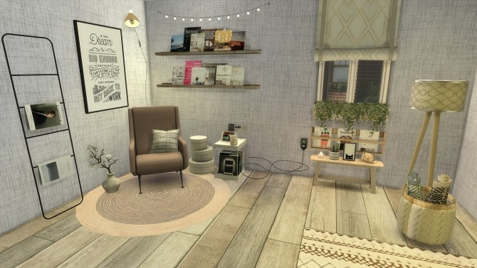 NY Office at PortugueseSimmer image 2321 670x377 Sims 4 Updates