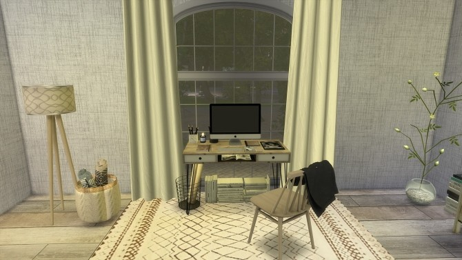 NY Office at PortugueseSimmer image 2331 670x377 Sims 4 Updates