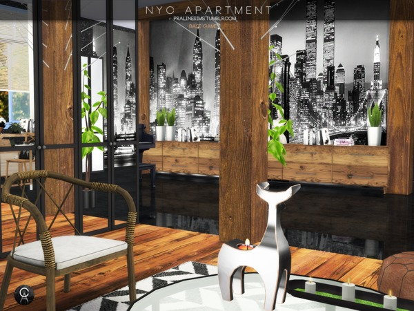 NYC Apartment by Pralinesims at TSR image 24 Sims 4 Updates
