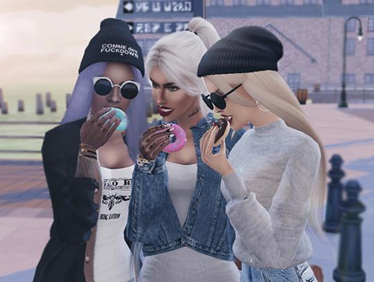Donuts Acc at Soloriya image 2452 Sims 4 Updates