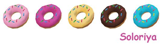 Donuts Acc at Soloriya image 2472 Sims 4 Updates