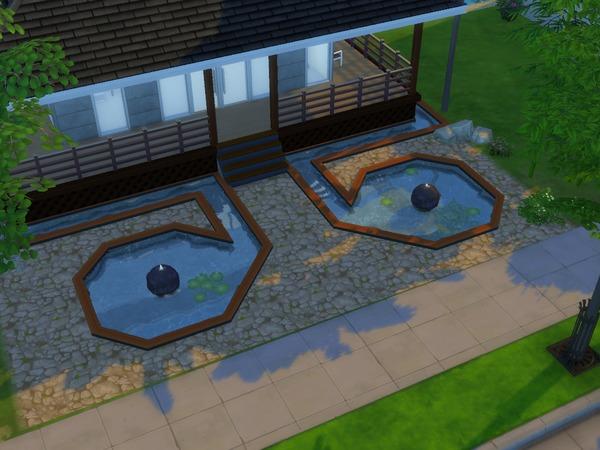 Zen Spa by Silerna at TSR image 248 Sims 4 Updates