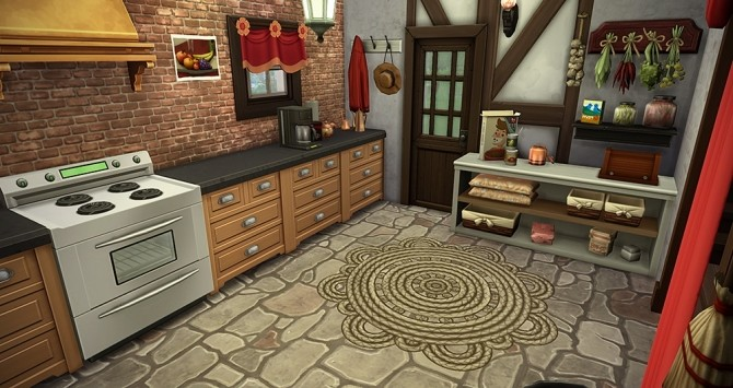 L'auberge house at Simsontherope image 2501 670x355 Sims 4 Updates